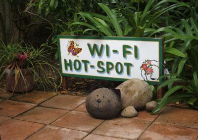 Wi-Fi Hot Spot