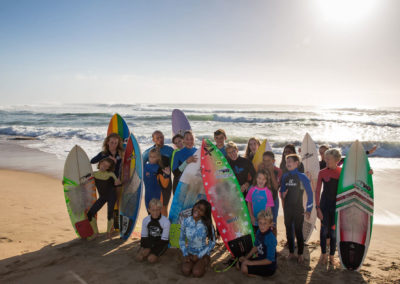 Learn to Surf with Heather Clarke